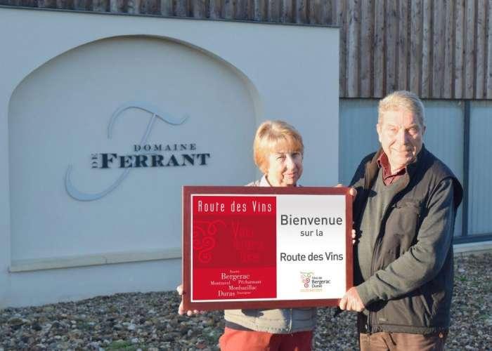 image de Domaine de Ferrant - SCEA Vignobles Vuillien
