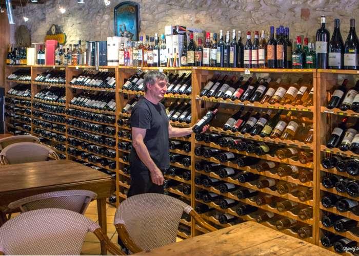 image de Chai et Rasade : Glacier, cave à vins, épicerie fine et alcools