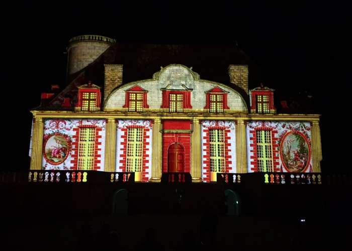 image de ANNULATION JUSQU'A NOUVEL ORDRE - Spectacle - projection en 4D sur le Château de Duras