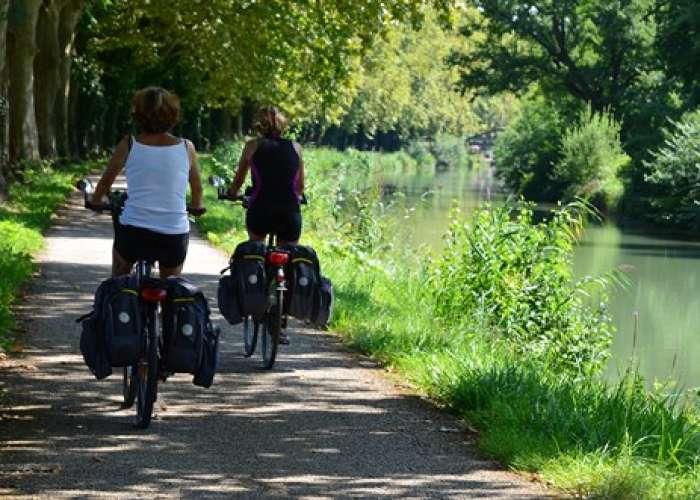 image de Liaison Voie Verte Entre-deux-Mers / Canal de Garonne