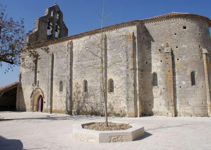 image de Eglise romane Notre Dame