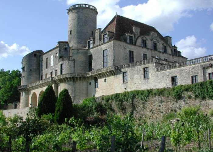 image de Duras, un château, un vignoble